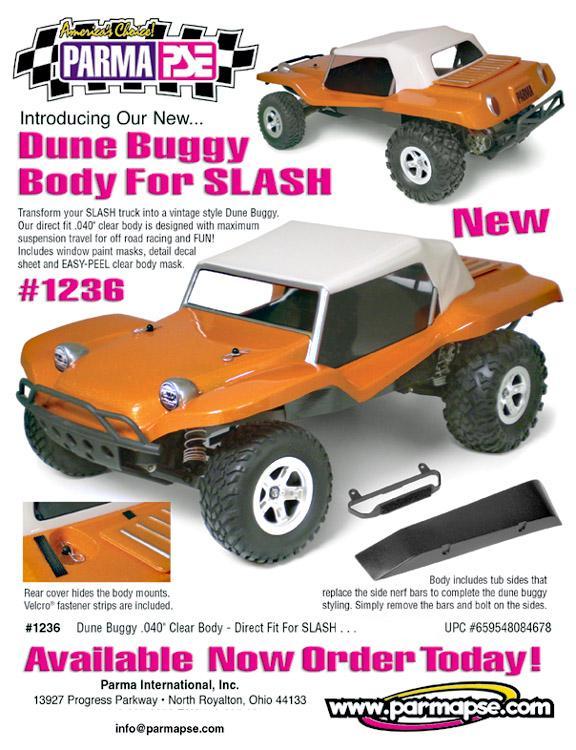 carro buggy pour slash X250b210