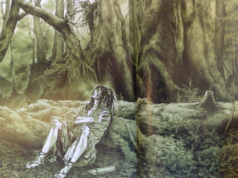 """Ilustraciones de """"Espada y Brujería"""" (NO Conan) - Page 2 09082010"""