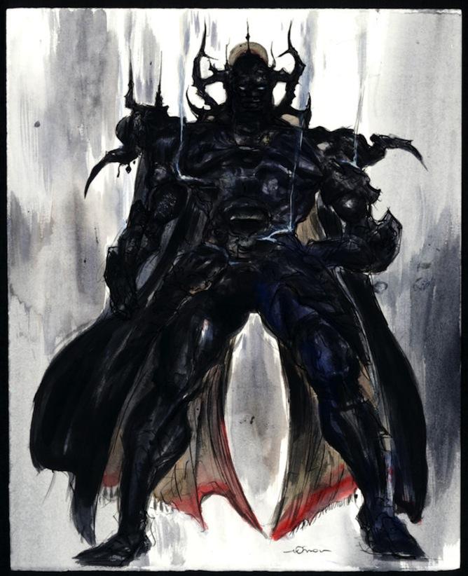 """Ilustraciones de """"Espada y Brujería"""" (NO Conan) - Page 2 20120710"""