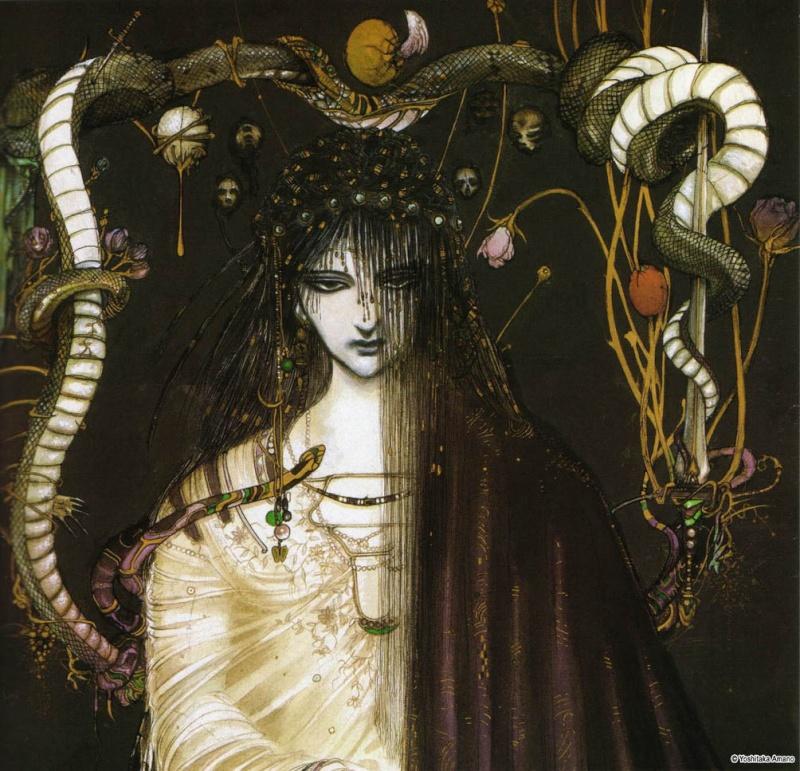 """Ilustraciones de """"Espada y Brujería"""" (NO Conan) - Page 2 36a2a510"""