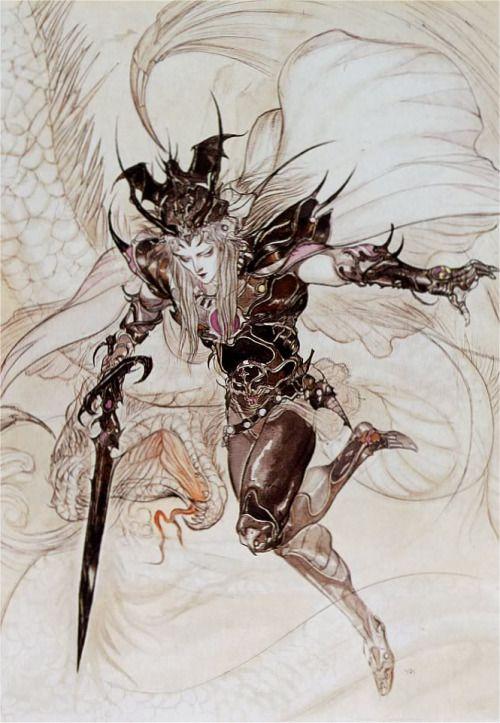 """Ilustraciones de """"Espada y Brujería"""" (NO Conan) - Page 2 594a6a10"""