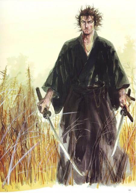 """Ilustraciones de """"Espada y Brujería"""" (NO Conan) - Page 2 Musash10"""
