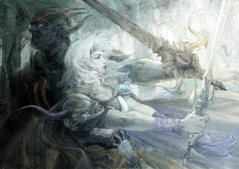 """Ilustraciones de """"Espada y Brujería"""" (NO Conan) - Page 2 O52htl10"""