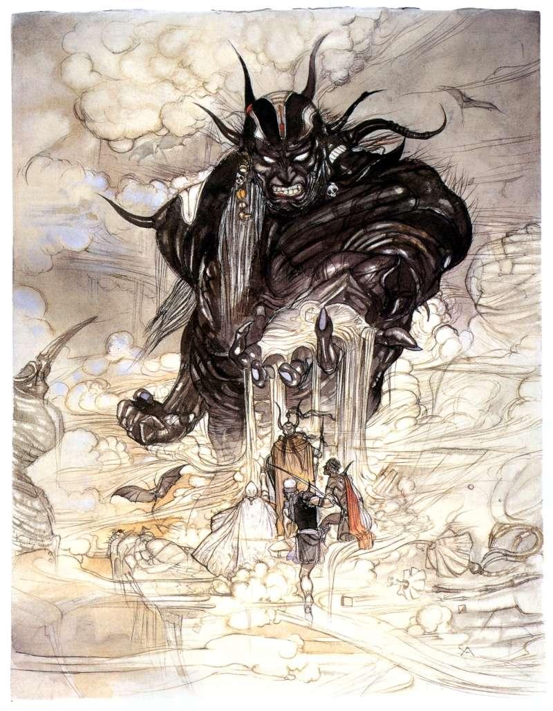 """Ilustraciones de """"Espada y Brujería"""" (NO Conan) - Page 2 The_cl10"""