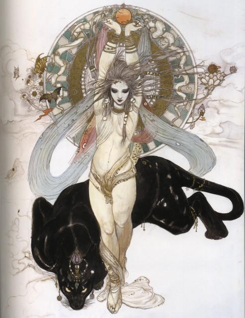 """Ilustraciones de """"Espada y Brujería"""" (NO Conan) - Page 2 Tumblr10"""