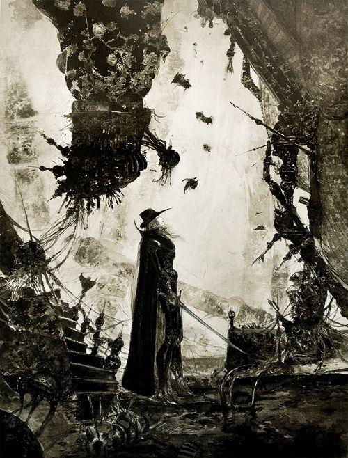 """Ilustraciones de """"Espada y Brujería"""" (NO Conan) - Page 2 Tumblr11"""