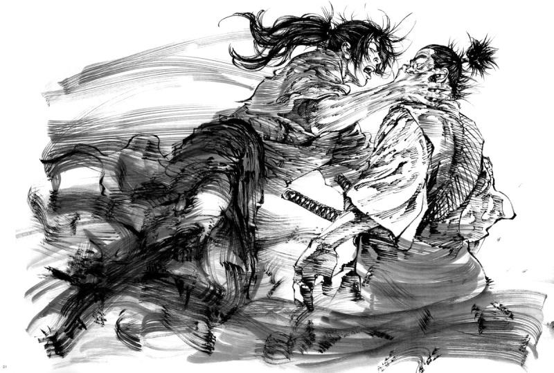 """Ilustraciones de """"Espada y Brujería"""" (NO Conan) - Page 2 Vagabo11"""