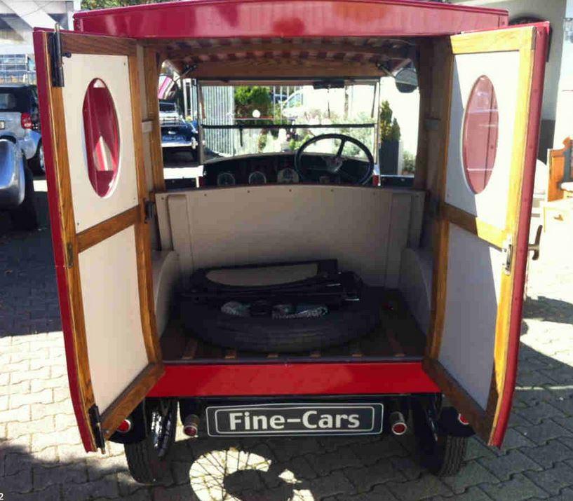 Cyclecar utilitaire - Page 4 Austin13