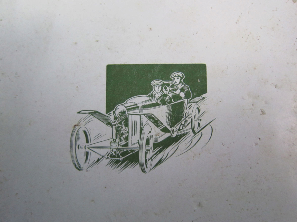 Bedelia Cyclecar - Page 4 Bedeli19