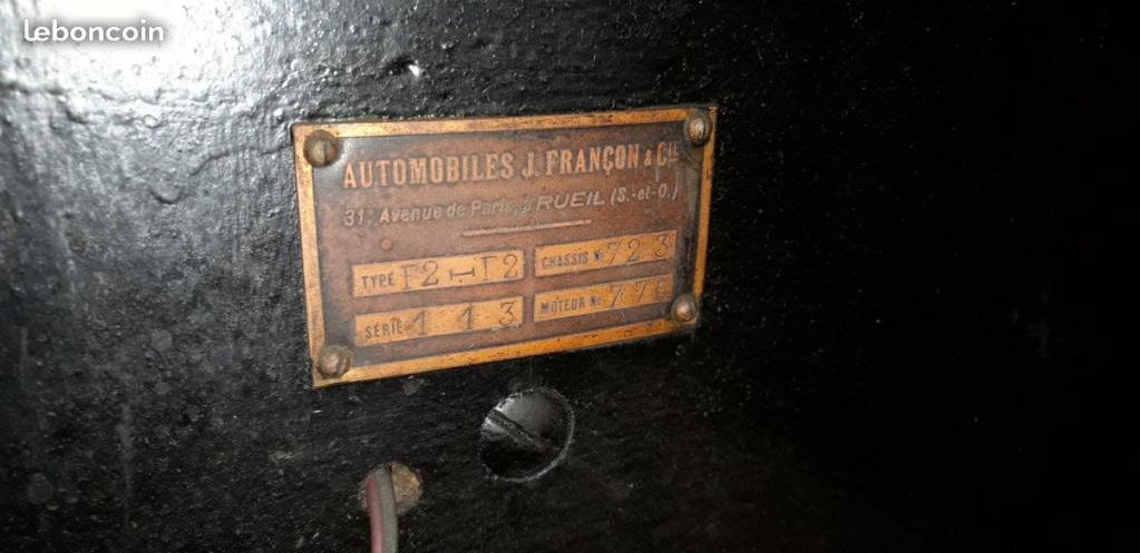 moteur - moteur Françon Franzo14