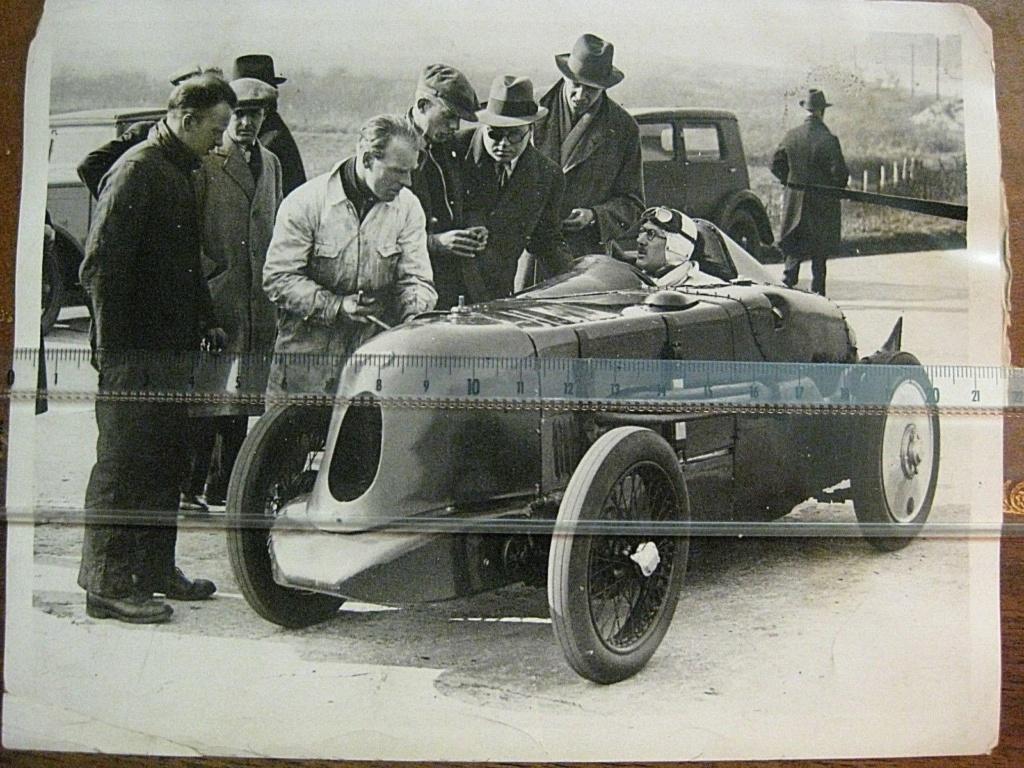 """MG """"MMM"""" Midget Magna Magnette - Morris Garage Mg10"""