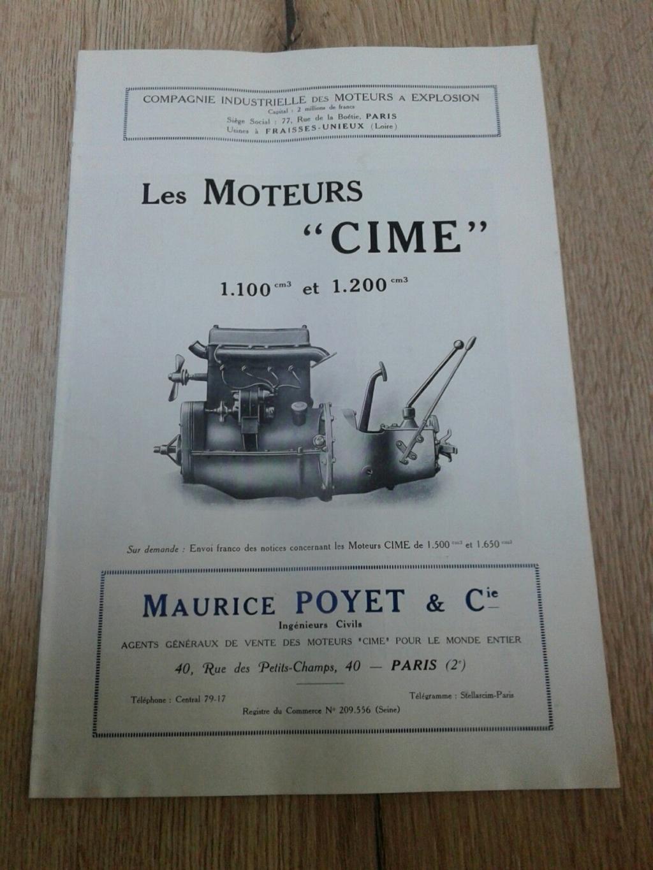 Moteur de cyclecar et voiturette - Page 8 Moteur10