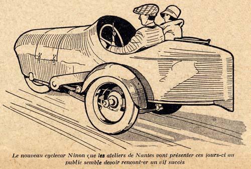 Ninon 3 roues Ninon110