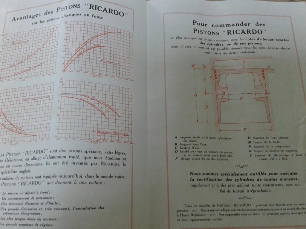Moteur de cyclecar et voiturette - Page 8 Ricard11