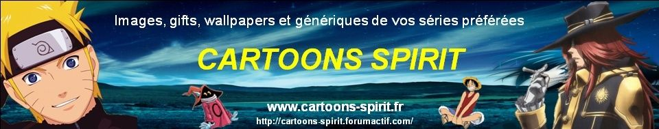 CARTOONS SPIRIT