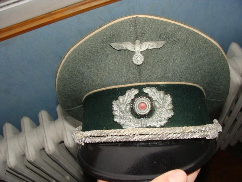 schirmmütze officier infanterie Dsc03231
