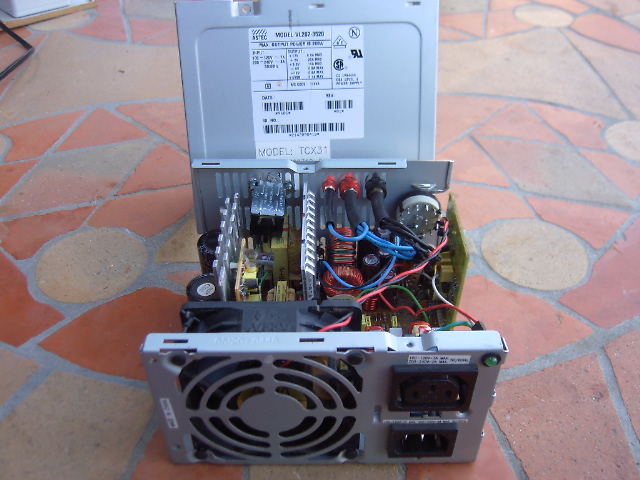 modification d'une alimentation ATX pour rampe à led 12v Modifa11