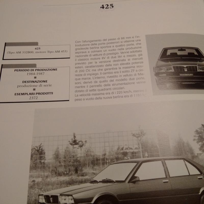 Maserati 425 42510