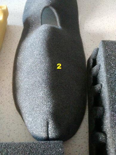 Restauro molle e materiale smorzante Garrard Zero 100 SB Gm210