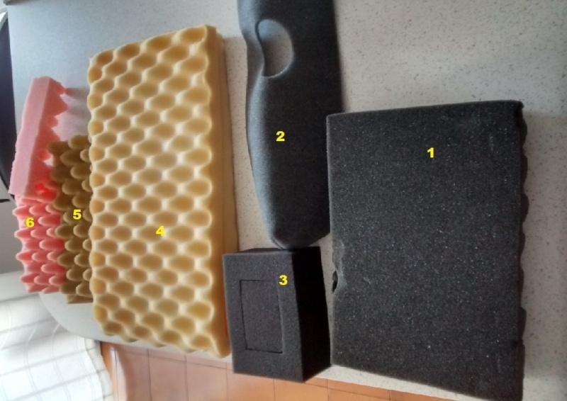 Restauro molle e materiale smorzante Garrard Zero 100 SB Gommap10