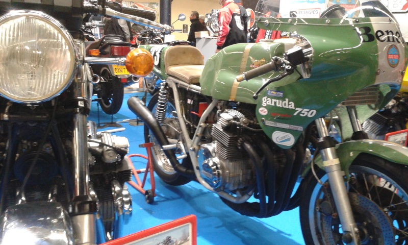 EXPO 6 Cylindres - salon Moto Legende 2015  20151114