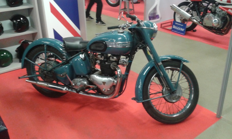 EXPO 6 Cylindres - salon Moto Legende 2015  20151122