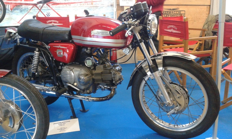 EXPO 6 Cylindres - salon Moto Legende 2015  20151125