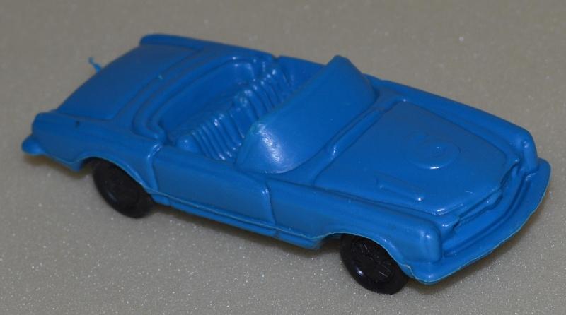 Mercédès Benz 230 SL (n°16) Crio1610