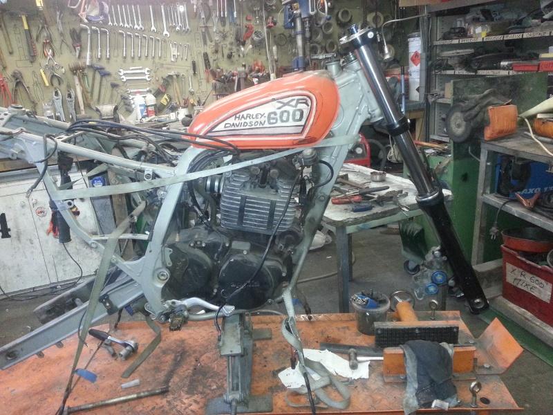 Harley- Davidson 560 XR Dirt Track 20151210