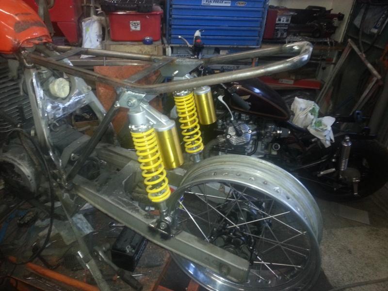 Harley- Davidson 560 XR Dirt Track 20151212