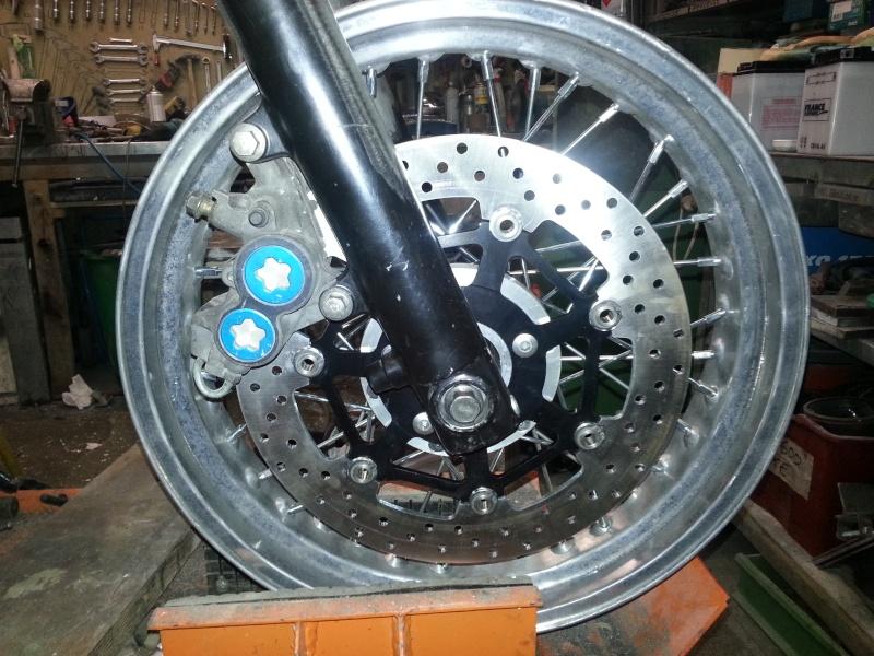 Harley- Davidson 560 XR Dirt Track 20151213