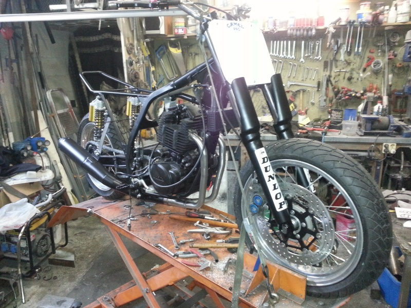 Harley- Davidson 560 XR Dirt Track 20160113