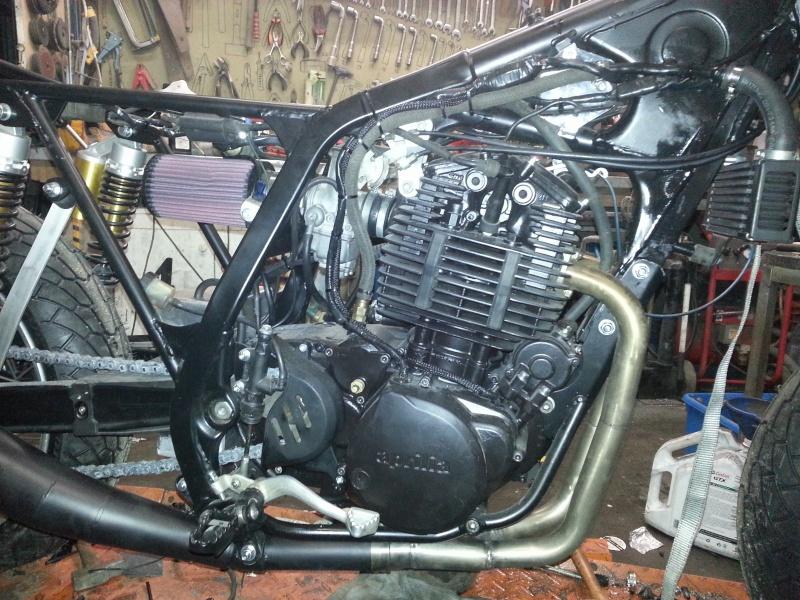 Harley- Davidson 560 XR Dirt Track 20160114
