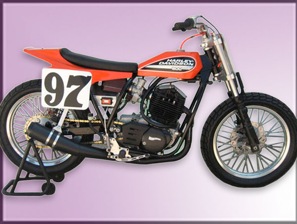 Harley- Davidson 560 XR Dirt Track P-rota10