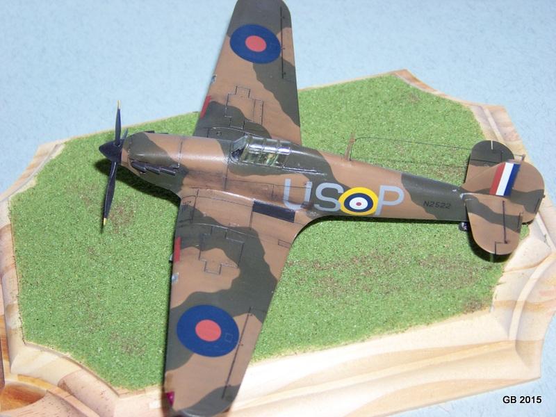 [Airfix] Hawker Hurricane Mk 1 Squadron 56 RAF Juin 1940 100_2020