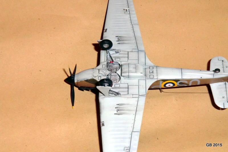 [Airfix] Hawker Hurricane Mk 1 Squadron 56 RAF Juin 1940 Cimg6511