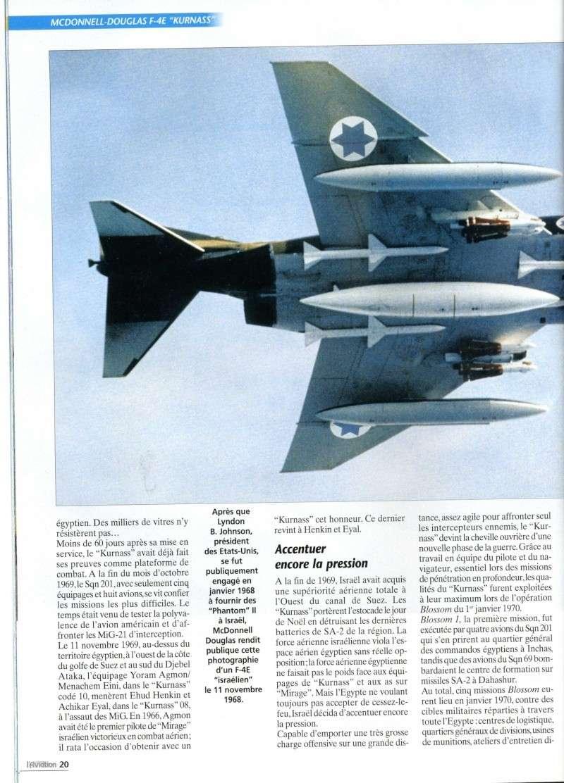"""Le F-4E """"Kurnass"""": Le marteau-pilon d'Israel Img88410"""