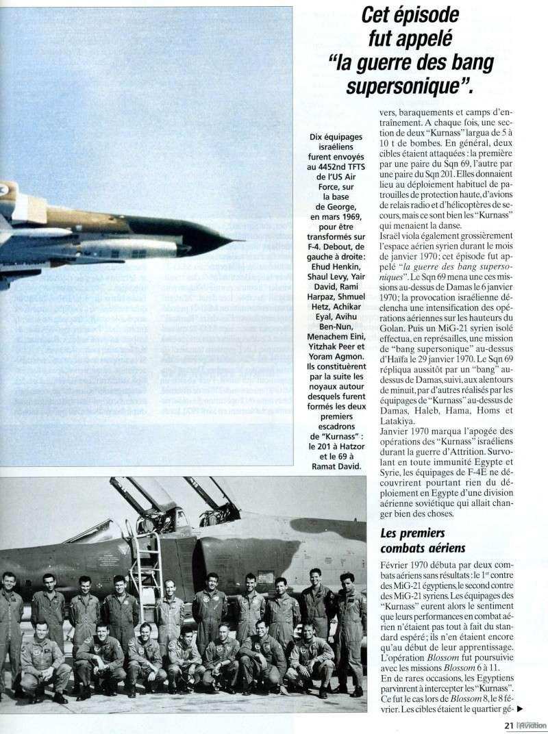 """Le F-4E """"Kurnass"""": Le marteau-pilon d'Israel Img88510"""