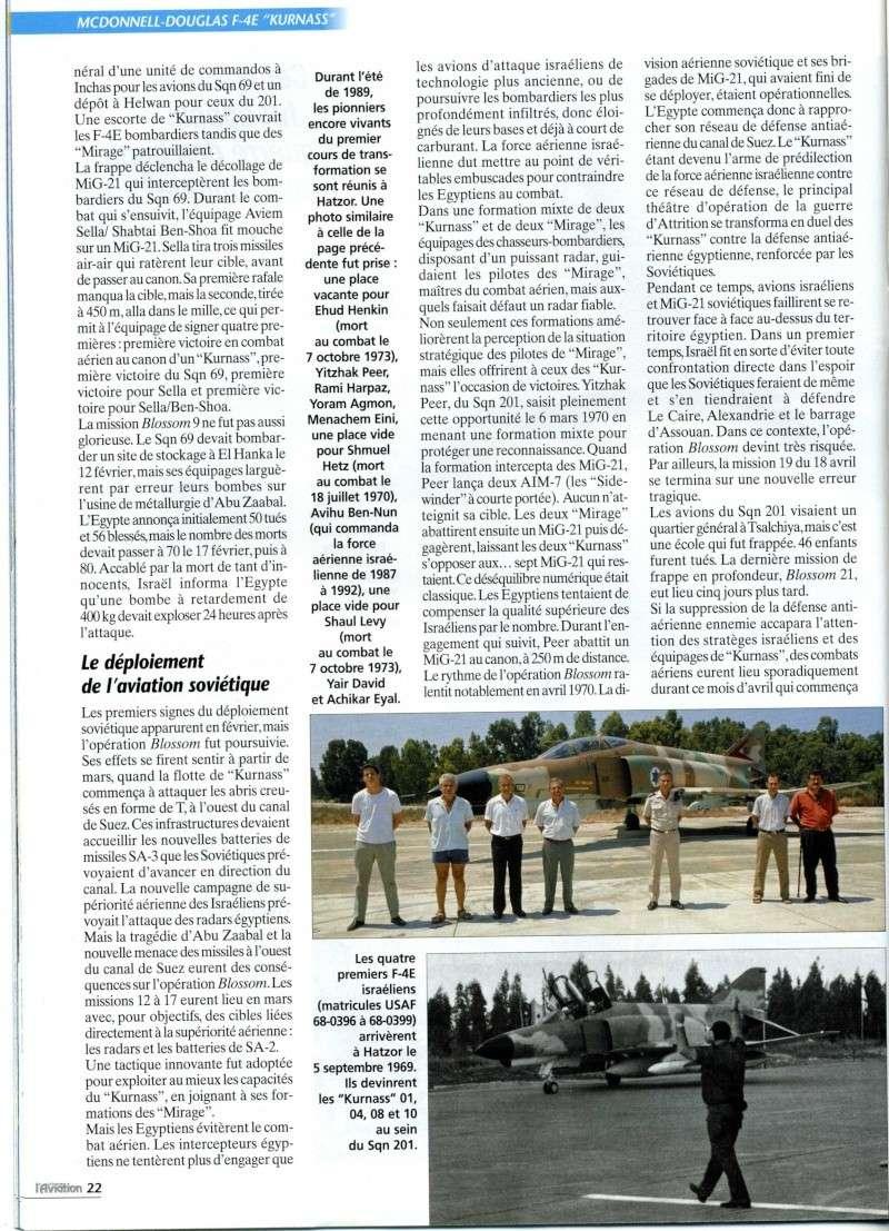 """Le F-4E """"Kurnass"""": Le marteau-pilon d'Israel Img88610"""