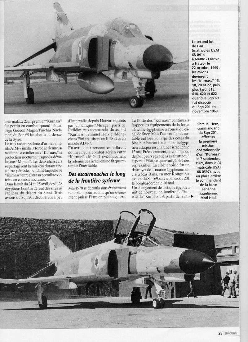 """Le F-4E """"Kurnass"""": Le marteau-pilon d'Israel Img88710"""