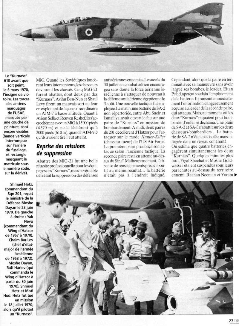 """Le F-4E """"Kurnass"""": Le marteau-pilon d'Israel Img89110"""