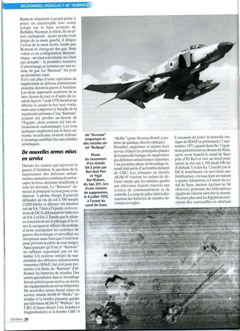 """Le F-4E """"Kurnass"""": Le marteau-pilon d'Israel Img89210"""