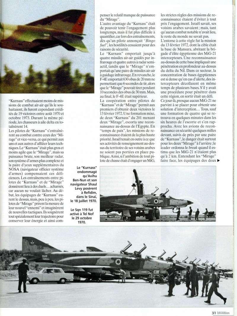 """Le F-4E """"Kurnass"""": Le marteau-pilon d'Israel Img89510"""