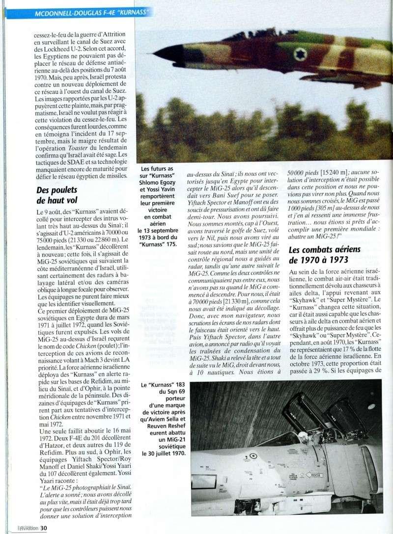 """Le F-4E """"Kurnass"""": Le marteau-pilon d'Israel Img89610"""