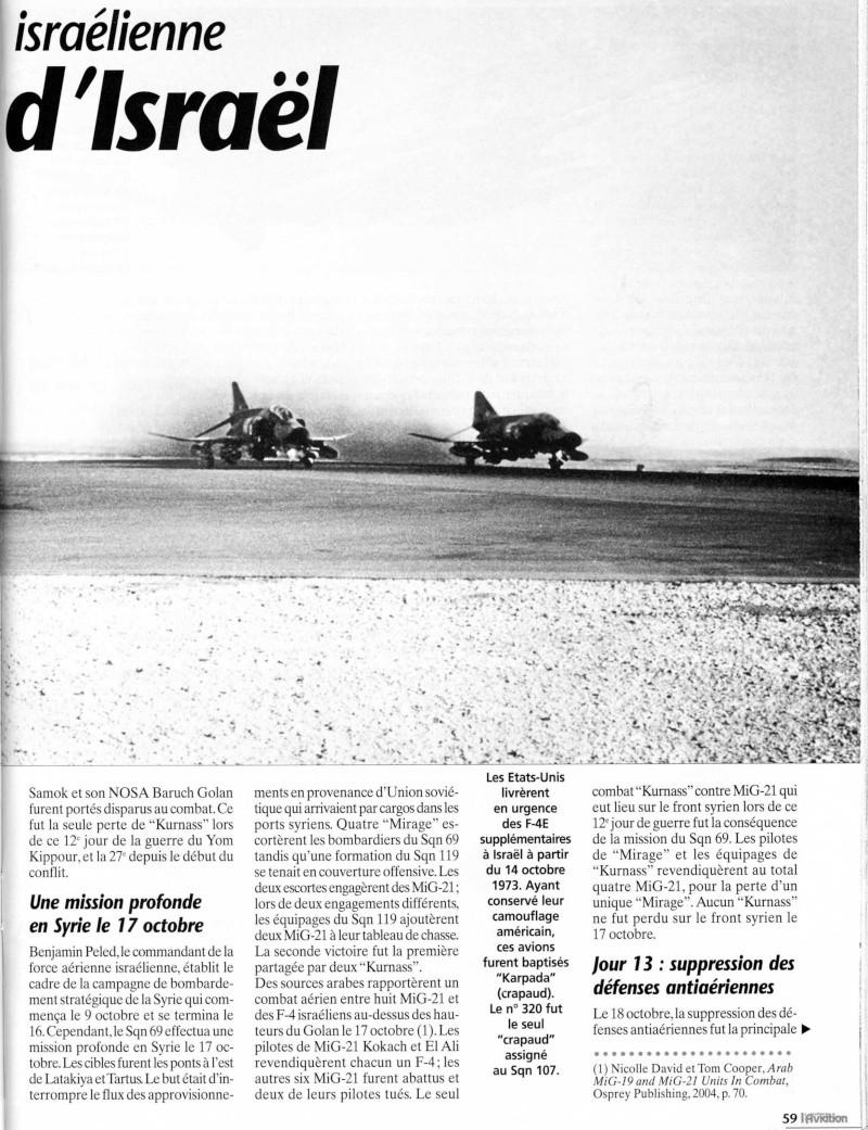"""Le F-4E """"Kurnass"""": Le marteau-pilon d'Israel Img90310"""