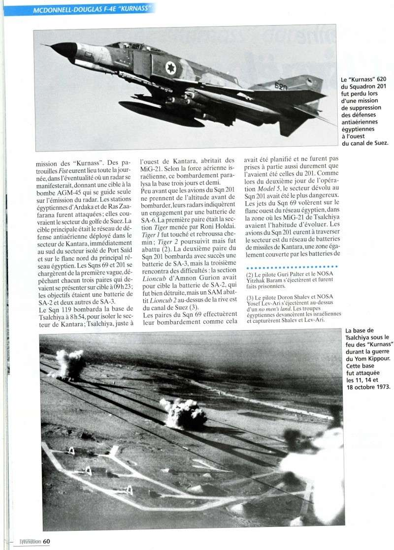 """Le F-4E """"Kurnass"""": Le marteau-pilon d'Israel Img90410"""