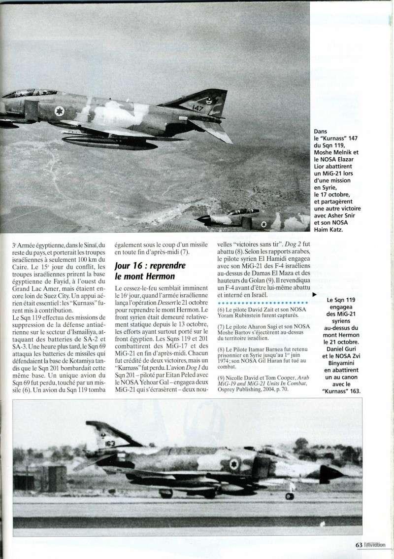 """Le F-4E """"Kurnass"""": Le marteau-pilon d'Israel Img90710"""