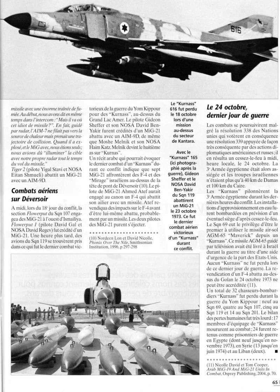 """Le F-4E """"Kurnass"""": Le marteau-pilon d'Israel Img91211"""