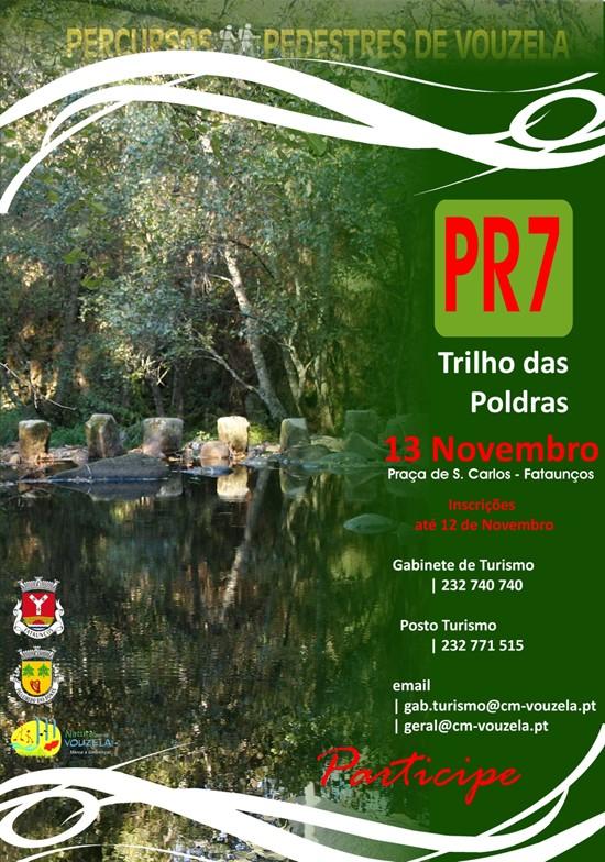 Trilho das Poldras - Vouzela - 2010/11/13 Pr710