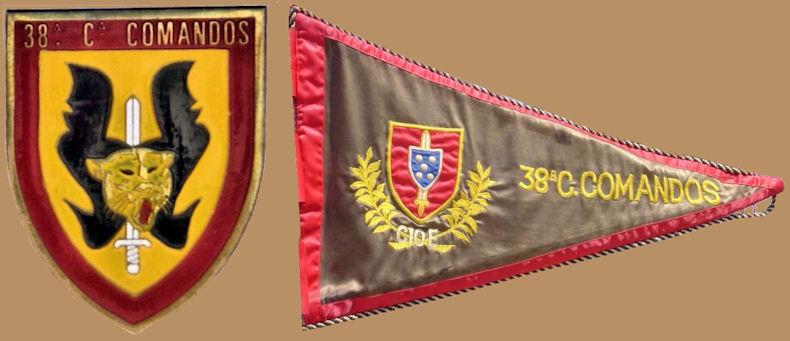 Faleceu o veterano Nelson Lopes dos Santos, Alferes Mil.º Comando - 35.ª e 38ª CCmds - 28Nov2015 38cccm10